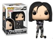 Фигура Funko Pop! Movies: Alita - Alita (Motorball)