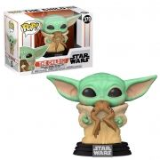 Star Wars Mandalorian Yoda The Child figure