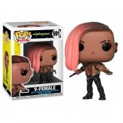 Cyberpunk 2077 Johnny Silverhand 2 FUNKO POP 592