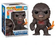 Battle Scarred Kong FUNKO POP 1022 figure