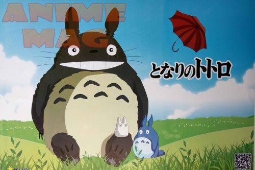 Плакати My Neighbor Totoro