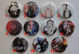Darling in the FranXX Buttons