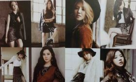 Плакати Girls' Generation