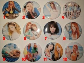 EXID Buttons