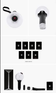 BTS Army Bomb Light Stick 3nd Generation