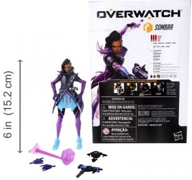 Фигурка Overwatch Ultimates SOMBRA
