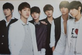 B2ST posters