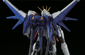 GAT-X105B/FP Build Strike Gundam Full Package