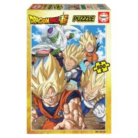 Пъзел Dragon Ball 500pcs
