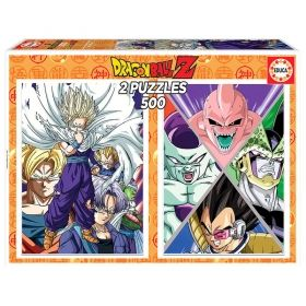 Пъзел Dragon Ball 2*500pcs