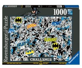 Пъзел DC Comics Batman 1000pcs