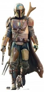 Grogu The Mandalorian LIFESIZE CUTOUT
