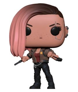 Фигурка Cyberpunk 2077 V-Female FUNKO POP 592