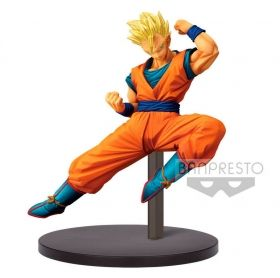 Super Saiyan Goku Chosen Shiretsuden figure