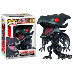 Фигурка Funko Pop! Animation: Yu-Gi-Oh - Red-Eyes Black Dragon