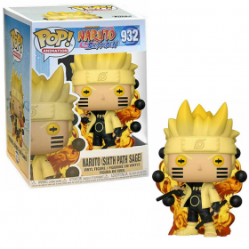 FUNKO POP Naruto Six Path Sage #932