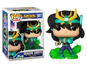 Фигурка FUNKO POP Saint Seiya Dragon Shiryu #807