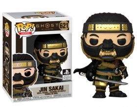 Фигурка FUNKO POP Ghost of Tsushima Jin Sakai